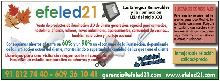 Actualidad 21. Efeled
