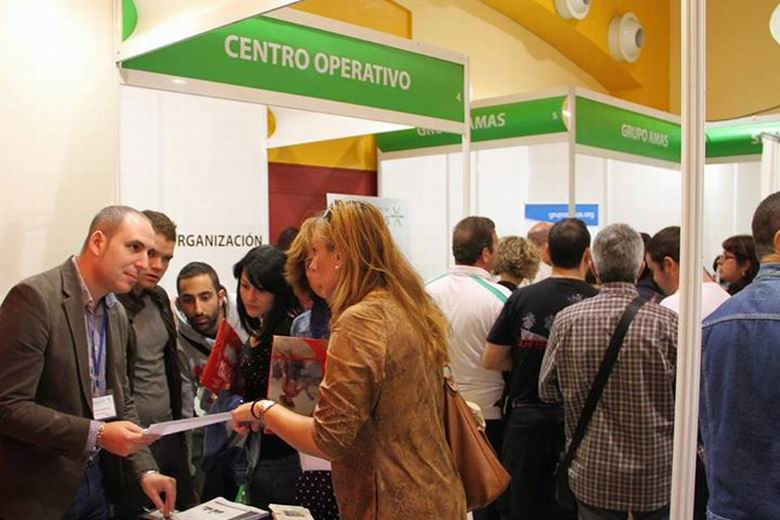 Abrió sus puertas la III Feria de Empleo de Leganés, que ofrece 698 puestos de trabajo
