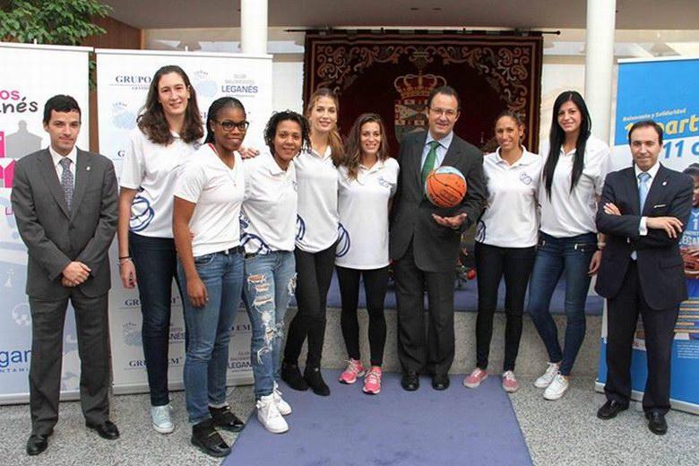 '11 partidos, 11 causas', baloncesto y solidaridad en Leganes