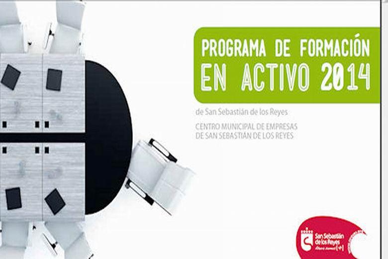 Programa de Formación en Línea en San Sebastián de los Reyes.