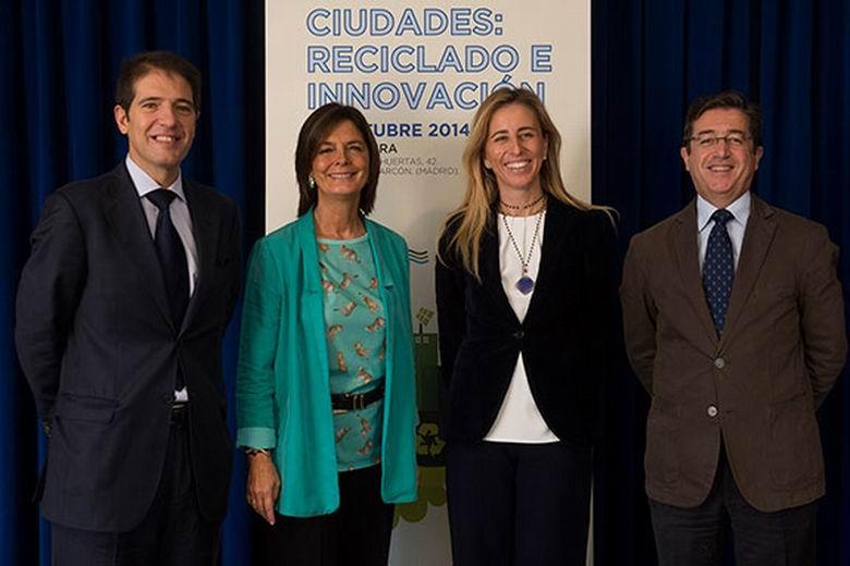 Expertos y profesionales participan en Pozuelo en una jornada sobre la innovación en el reciclado de los residuos urbanos