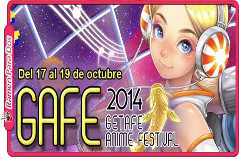 'Getafe Anime Festival 2014', protagonista del fin de semana cultural en la localidad.
