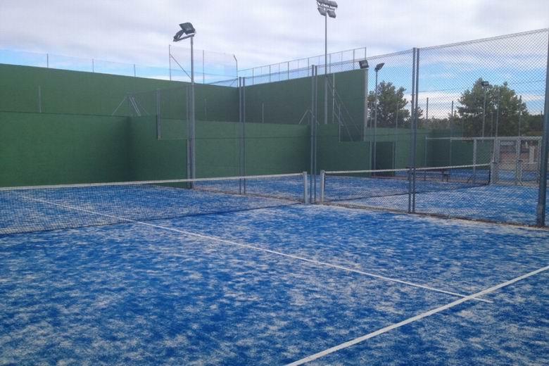 Finaliza el plan de reformas en los polideportivos municipales de Arroyomolinos