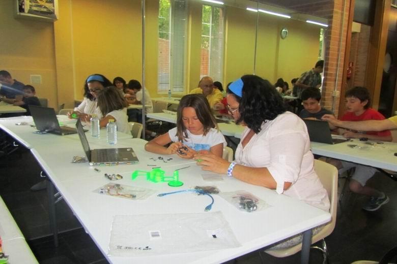 Arranca el taller de Robótica para alumnos a partir de 8 años en Majadahonda