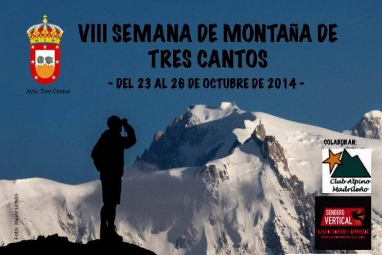 Tres Cantos celebra la VIII edición de la Semana de la Montaña.