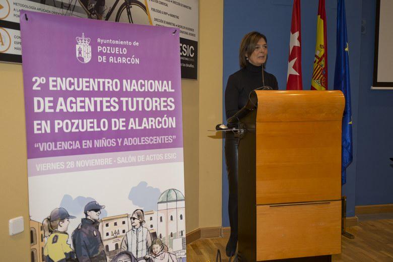 Pozuelo organiza el 'II Encuentro Nacional del Agentes Tutores'