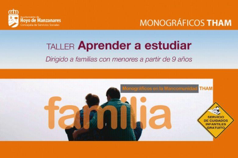 Taller 'aprender a estudiar' en Hoyo de Manzanares