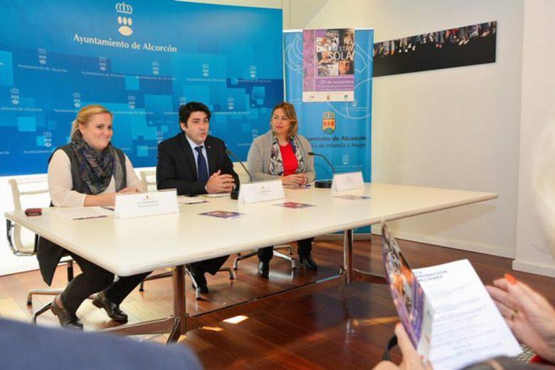Diversos actos en la programación del Día contra la Violencia de Género en Alcorcón