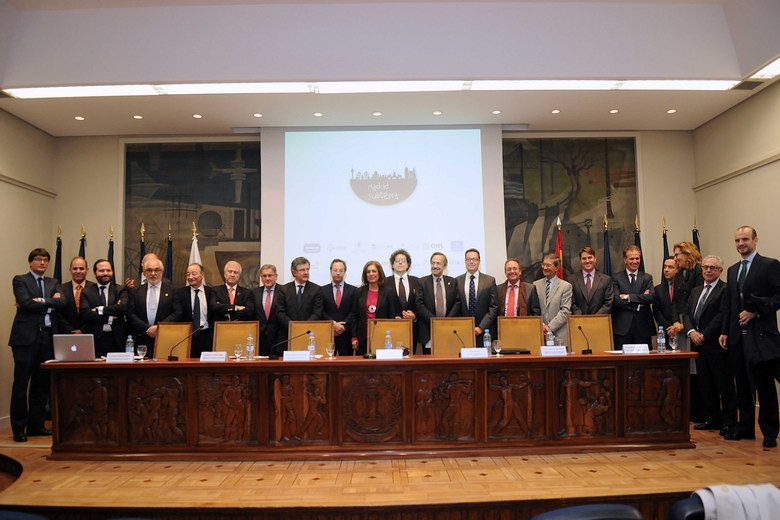 Asociación 'Madrid Subterra', un innovador laboratorio energético