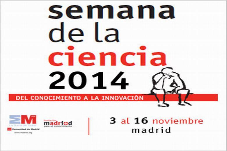 """El IES """"Humanes"""" participa en la XIV Semana de la Ciencia de la Comunidad de Madrid"""