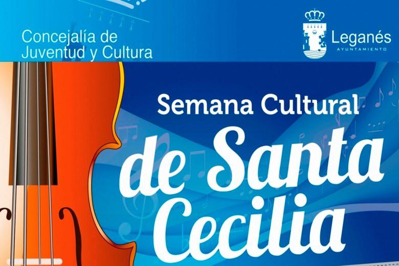 El Conservatorio de Música 'Manuel Rodríguez Sales' de Leganés celebra la Semana Cultural de Santa Cecilia