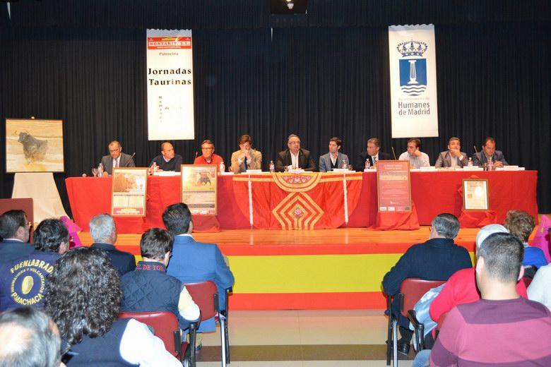 El Ayuntamiento de Humanes celebró sus V Jornadas Taurinas