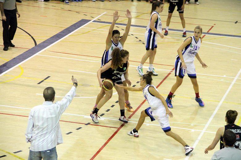 Grupo EM Leganés - Estudiantes LF2 4