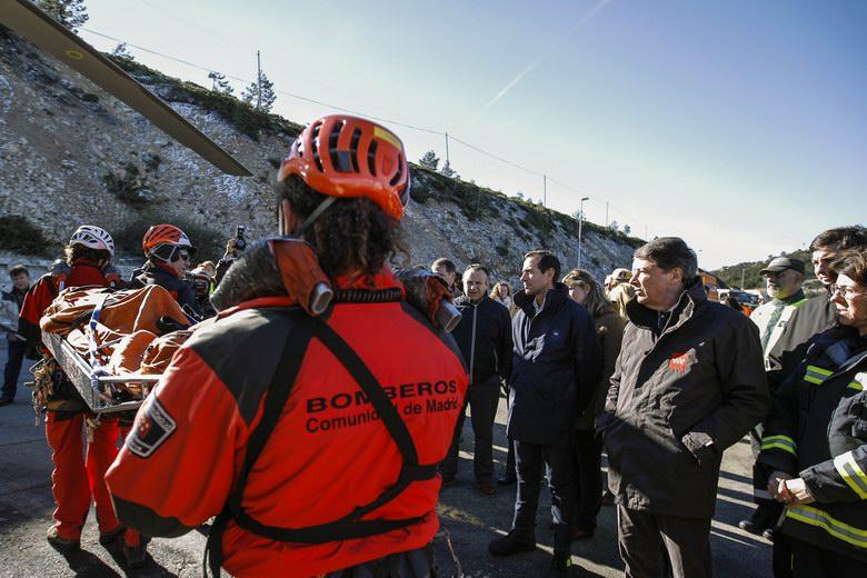 Madrid, pionera en alertar vía sms sobre inclemencias invernales de riesgo