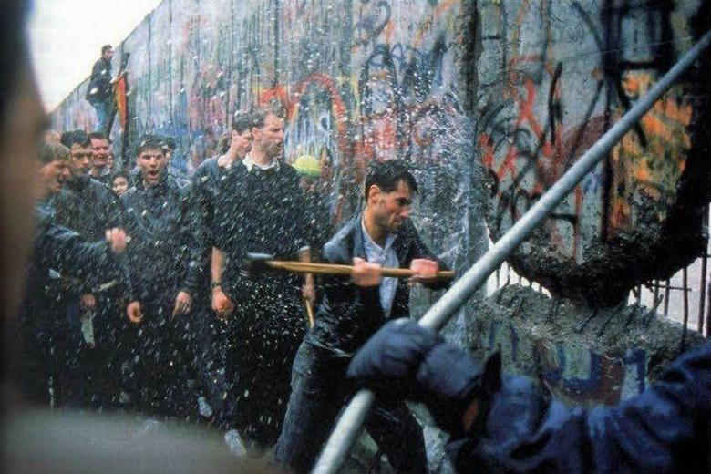 Madrid celebra el 25 Aniversario de la caída del Muro de Berlín