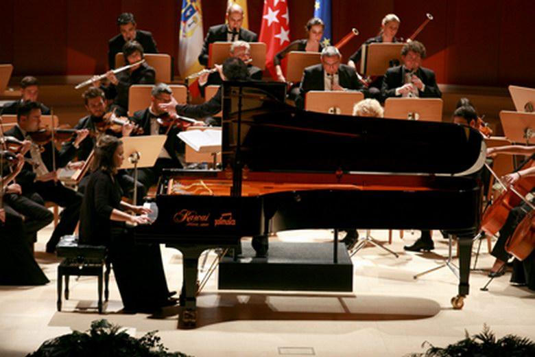 El 15º Concurso Internacional de Piano reunirá en Las Rozas a 27 jóvenes pianistas de todo el mundo