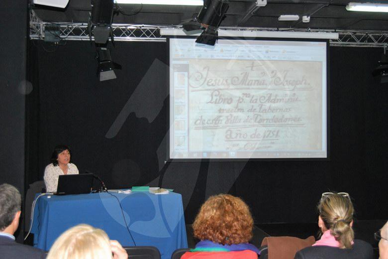 Conferencia sobre la historia de Torrelodones