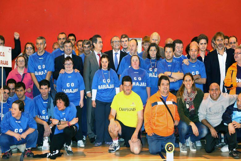 Fomento de las actividades deportivas en los centros del Servicio Regional de Bienestar Social