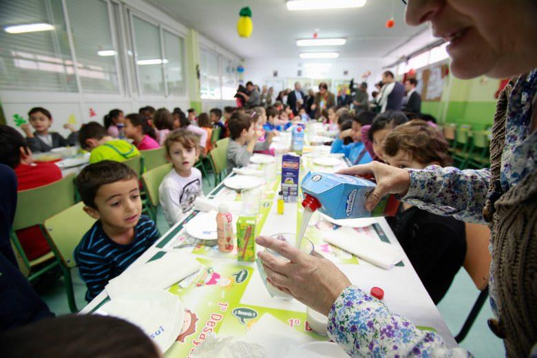 La región de Madrid elegida para un proyecto de prevención de la obesidad infantil