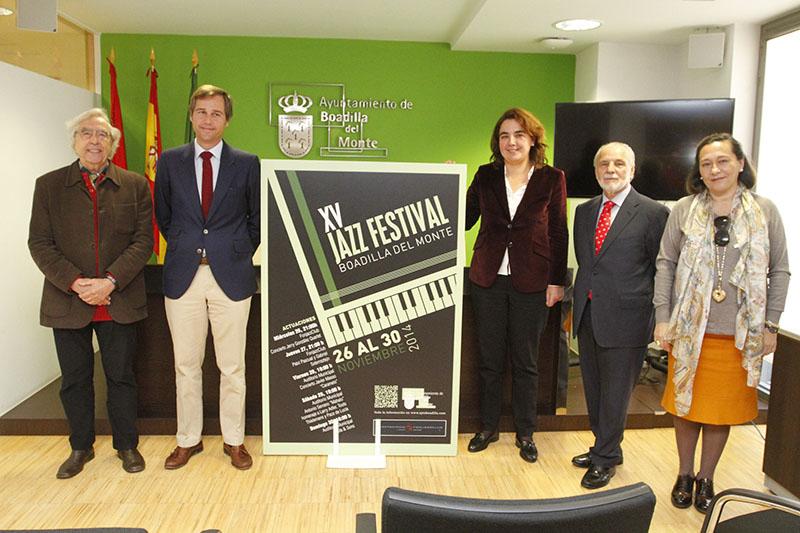 El Festival de Jazz de Boadilla cumple 15 años con un cartel de lujo
