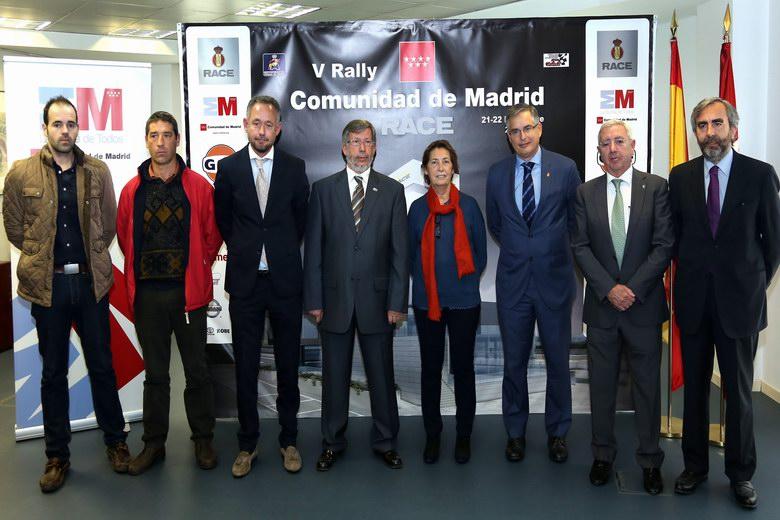 Vuelve el espectáculo del motor a la comunidad con el V Rally de Madrid