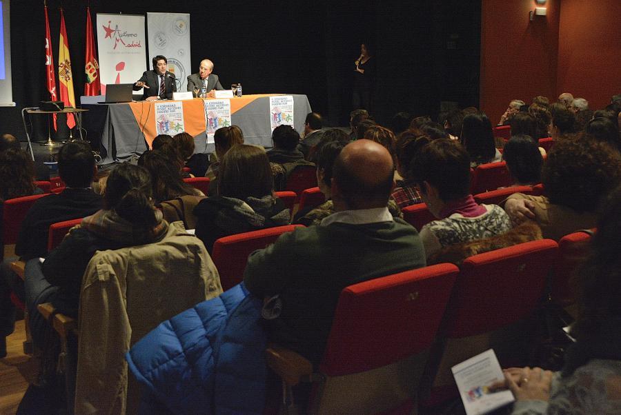Alcorcón acoge las V Jornadas sobre Autismo de Madrid