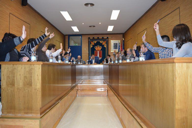 El Pleno del Ayuntamiento de Humanes se adhiere al Pacto de Estado por la Infancia