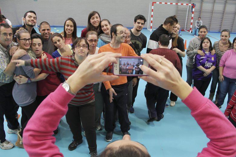 La VIII Gymkhana de la Integración reune a 350 participantes y 15 entidades en Leganés