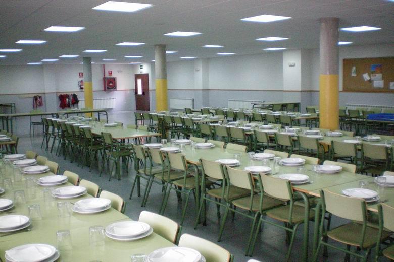 bonito comedor escolar madrid fotos servicio de comedor