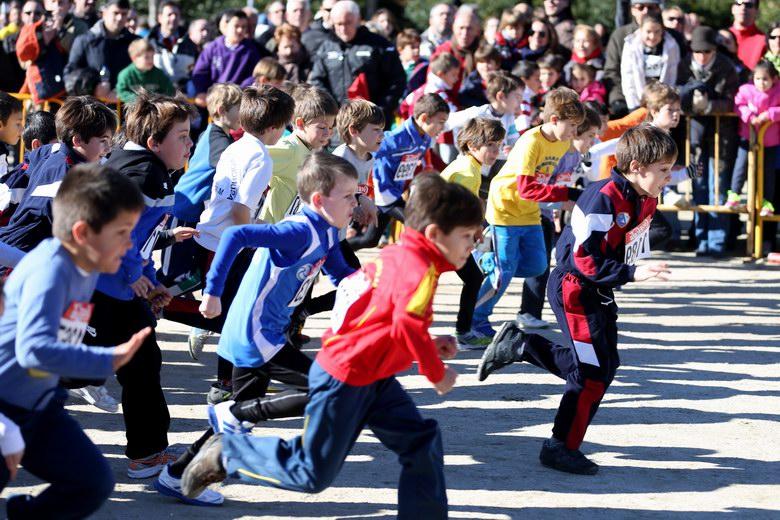 El Cross Escolar de Alcobendas se disputa el 1 de febrero