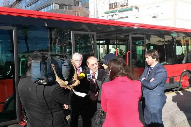 Fuenlabrada amplia el programa 'Fuenbuses' a las escuelas infantiles y a otros medios de transporte