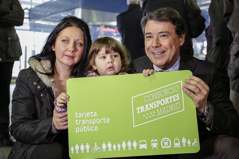 Se duplica la edad para que los niños viajen gratis en transporte público de 3 a 6 años