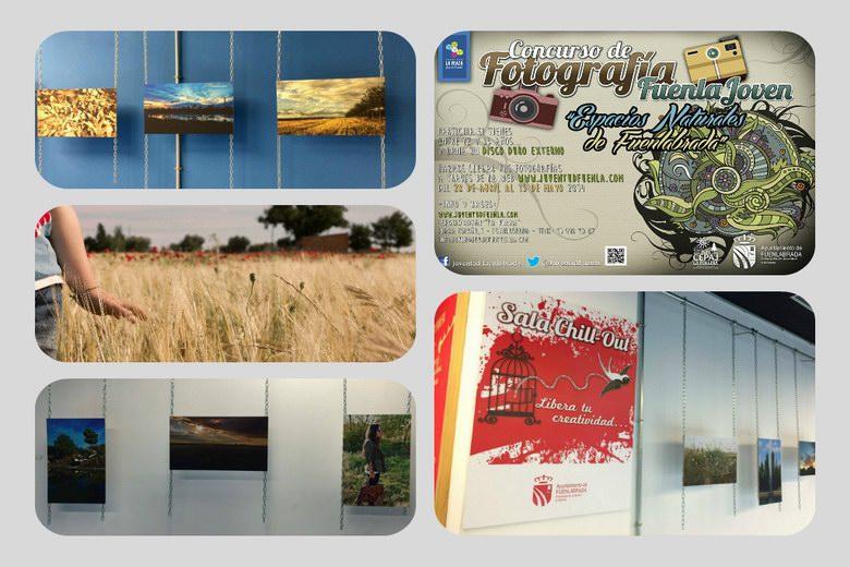 """Abierta la exposición de fotografía """"Espacios Naturales de Fuenlabrada"""" en el Espacio Joven"""
