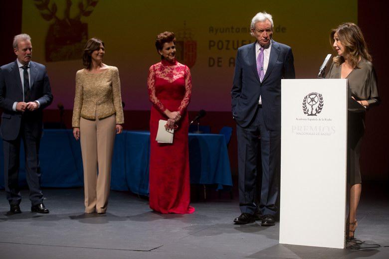Pozuelo acogió la entrega de los Premios Nacionales de la Radio