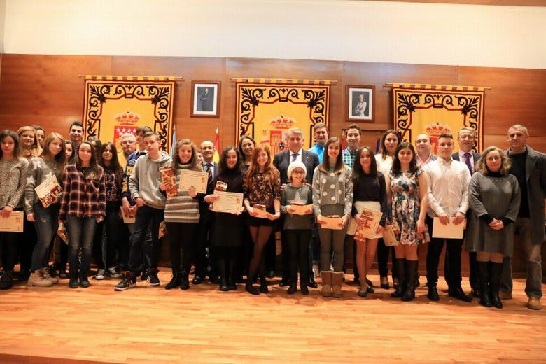 III Edición de los Premios a la Excelencia Educativa de Arroyomolinos