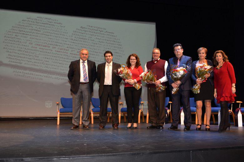 Juan Lorenzo Collado gana el XX Certamen de Cartas de Amor de Valdemoro