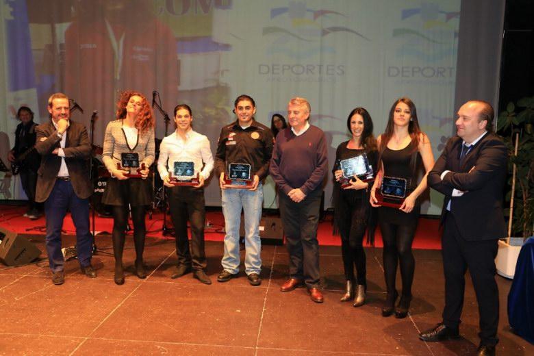 Arroyomolinos celebró con éxito su Gala del Deporte