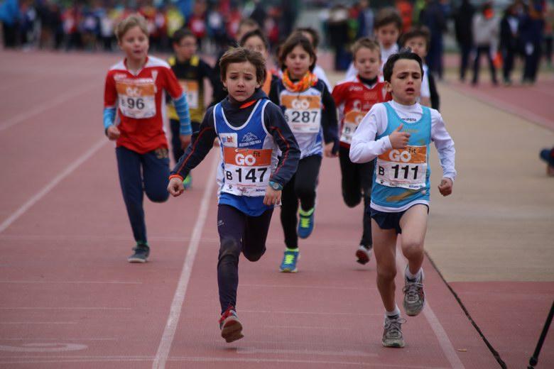 Alrededor de 600 atletas participaron en el I Trofeo de Invierno 'Club Polidepotivo Getafe'