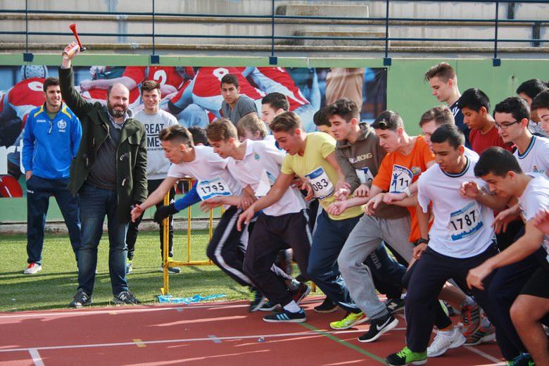 1.688 escolares participaron en Getafe en el tercer Cross Escolar de la temporada