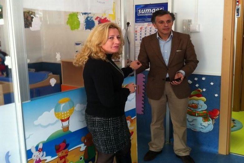 Jornada de puertas abiertas en la Casa de Niños 'Rio Tajuña' de Ambite