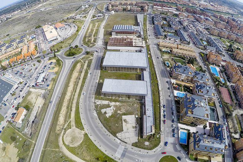 Boadilla acometerá en breve la primera fase de finalización del Parque del Deporte y la Salud