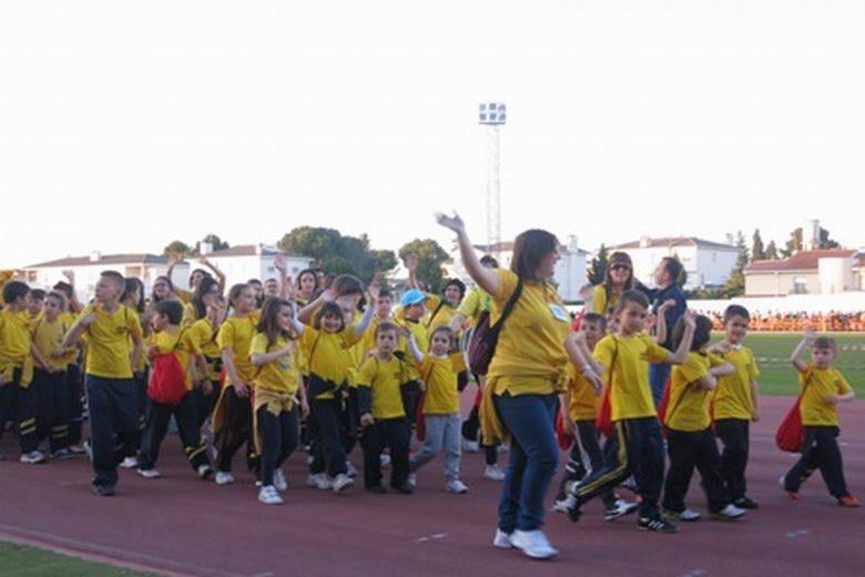 Récord de participación en la XVIII Olimpiada Escolar de Arganda con 6.392 deportistas