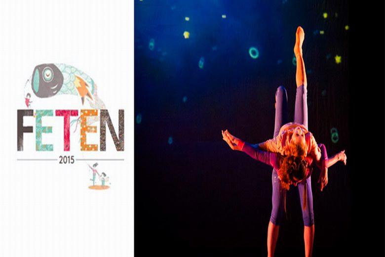 Larumbe Danza recibe el premio al mejor espectáculo de danza en Feten 2015