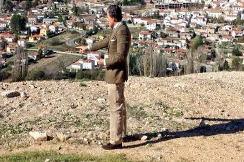 El Parque del Castaño, nueva dotación para los vecinos de Ambite