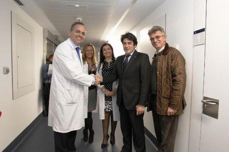 Inaugurados los nuevos paritorios del Hospital Sur de Alcorcón