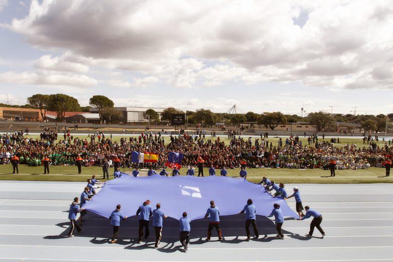 Las Rozas elegida como Ciudad Europea del Deporte 2016