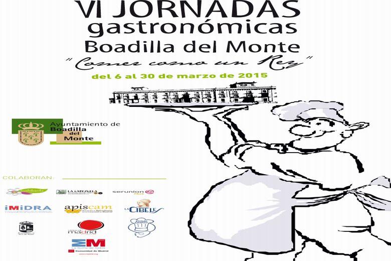 Boadilla celebra hasta el próximo 30 de marzo sus VI Jornadas Gastronómicas