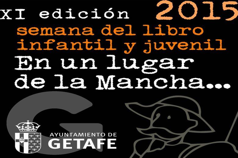 Getafe celebra el Día del Libro con una agenda de actividades en torno al Quijote