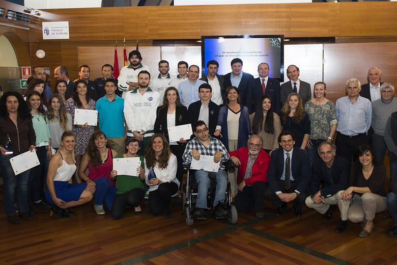 """El Ayuntamiento entrega los """"Premios al Deporte de Pozuelo de Alarcón"""""""
