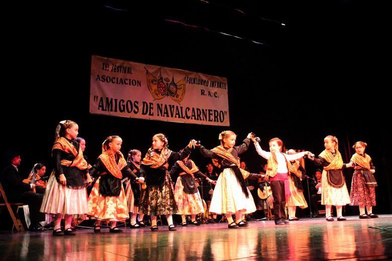 Navalcarnero celebra la XVII edición del Festival Infantil de Bailes Regionales